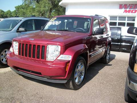 2012 Jeep Liberty for sale in Junction City, KS