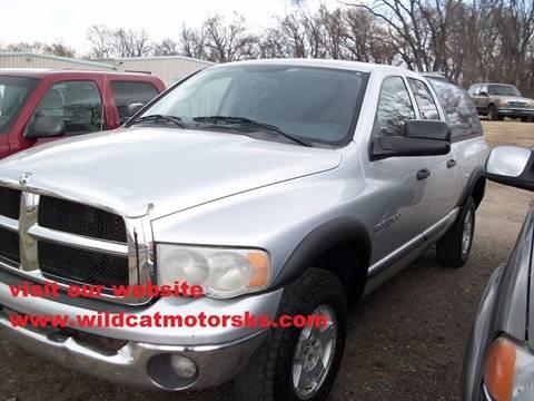 2005 Dodge Ram Pickup 1500 for sale in Junction City, KS