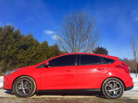 2014 Ford Focus for sale in Le Roy MN