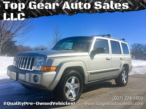 2009 Jeep Commander for sale in Le Roy, MN