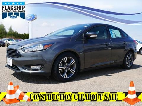 2016 Ford Focus for sale in Baldwin, WI