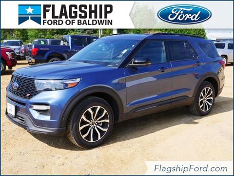 2020 Ford Explorer for sale in Baldwin, WI