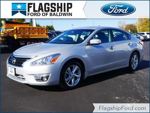 2013 Nissan Altima for sale in Baldwin, WI