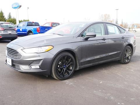2019 Ford Fusion for sale in Baldwin, WI