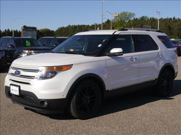 2013 Ford Explorer for sale in Baldwin, WI