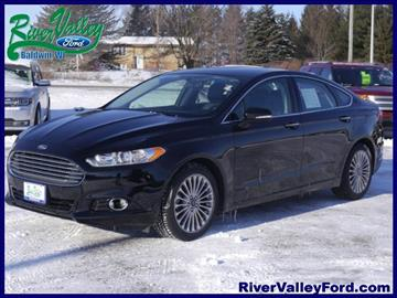 2016 Ford Fusion for sale in Baldwin, WI