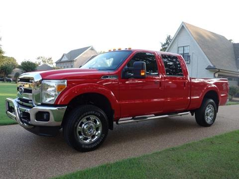 2016 Ford F-250 Super Duty for sale in Marion, AR