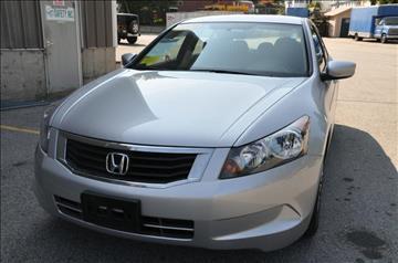 2009 Honda Accord for sale in Peabody, MA