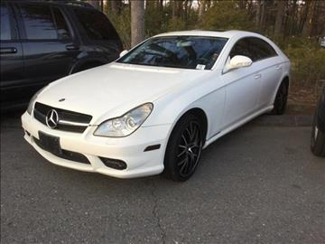 2006 Mercedes-Benz CLS for sale in Peabody, MA