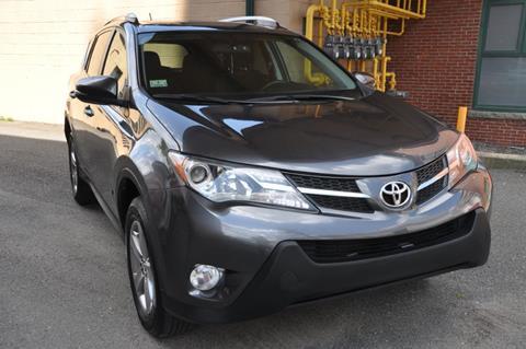 2015 Toyota RAV4 for sale at PK MOTOR CARS in Peabody MA