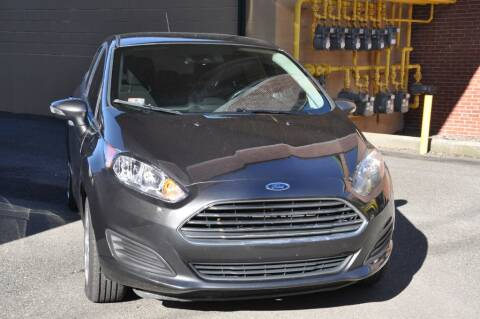 2016 Ford Fiesta for sale at PK MOTOR CARS in Peabody MA