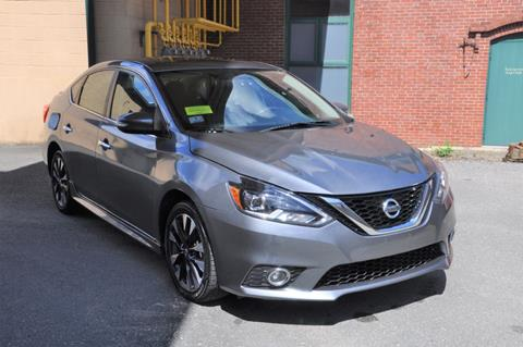 2016 Nissan Sentra for sale at PK MOTOR CARS in Peabody MA