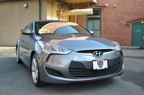 2013 Hyundai Veloster for sale in Peabody, MA