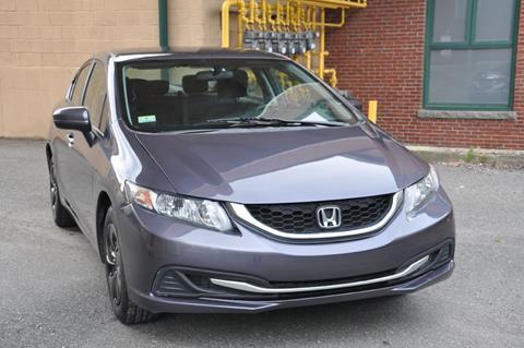 2014 Honda Civic for sale at PK MOTOR CARS in Peabody MA