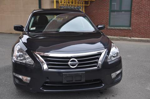 2014 Nissan Altima for sale at PK MOTOR CARS in Peabody MA