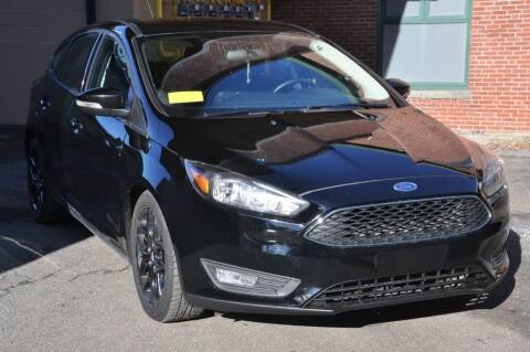 2016 Ford Focus for sale at PK MOTOR CARS in Peabody MA