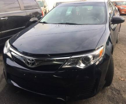 2014 Toyota Camry for sale at PK MOTOR CARS in Peabody MA