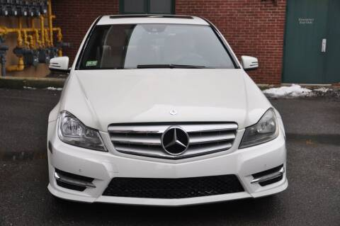 2012 Mercedes-Benz C-Class for sale at PK MOTOR CARS in Peabody MA