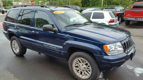 2002 Jeep Grand Cherokee for sale in New Haven, CT