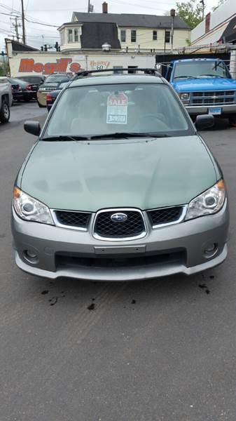 2007 Subaru Impreza Outback Sport In New Haven Ct Megills Inc