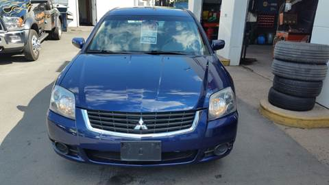 2009 Mitsubishi Galant for sale in New Haven CT
