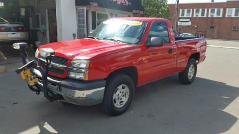 2004 Chevrolet Silverado 1500 for sale in New Haven CT
