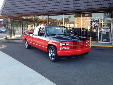 1989 Chevrolet C/K 1500 Series for sale in Vandergrift, PA