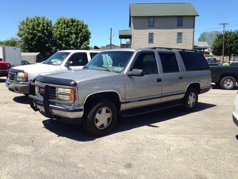 1999 GMC Suburban for sale in Vandergrift, PA