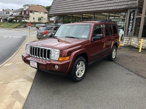 2007 Jeep Commander for sale in Vandergrift, PA