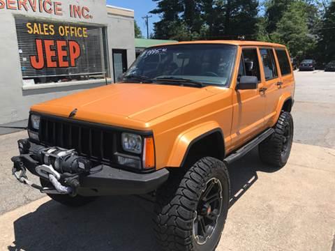 1996 Jeep Cherokee for sale in Lyman, SC