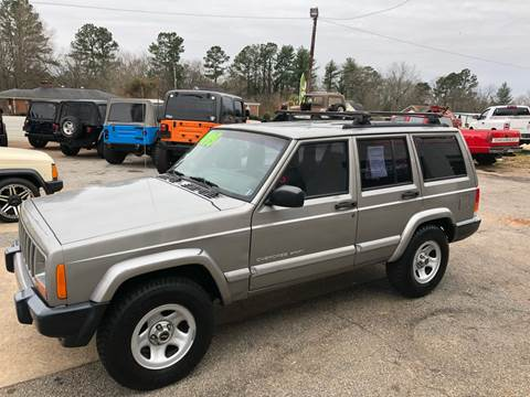 2001 Jeep Cherokee for sale in Lyman, SC
