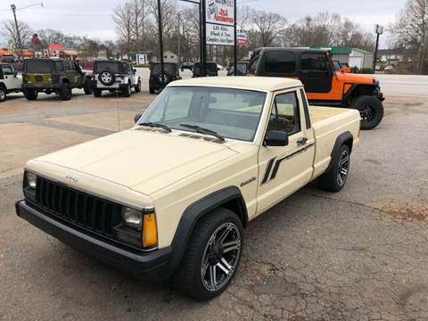 1987 Jeep Comanche for sale in Lyman, SC