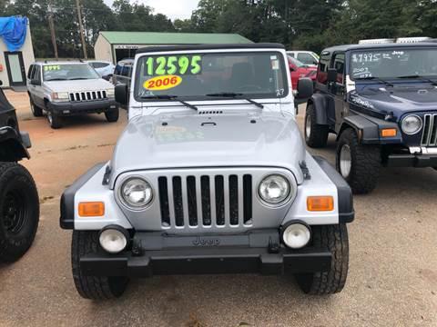 2006 Jeep Wrangler for sale in Lyman, SC