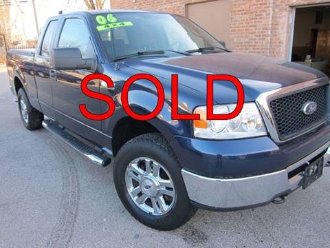 2006 Ford F-150 for sale in Chicago, IL