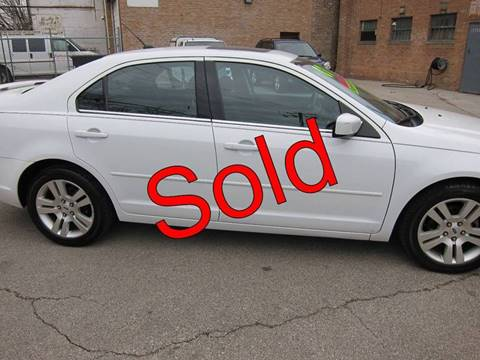 2007 Ford Fusion for sale in Chicago, IL