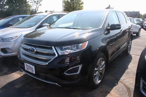 2017 Ford Edge for sale in Phillips, WI