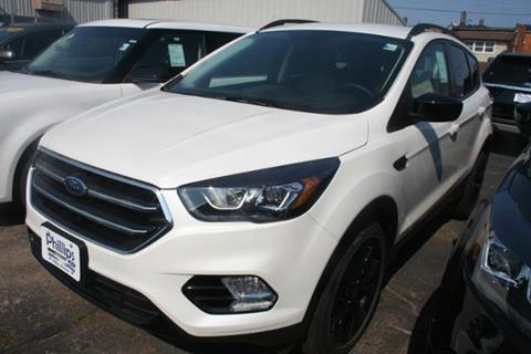2017 Ford Escape for sale in Phillips, WI