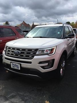 2017 Ford Explorer for sale in Phillips, WI