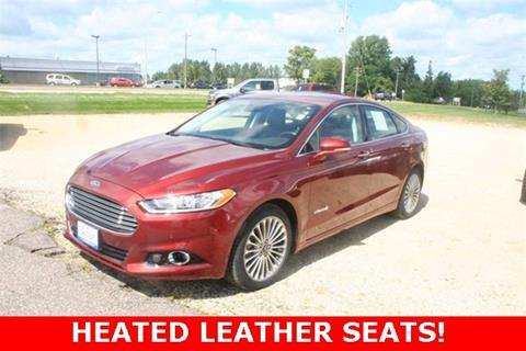 2014 Ford Fusion Hybrid for sale in Phillips, WI