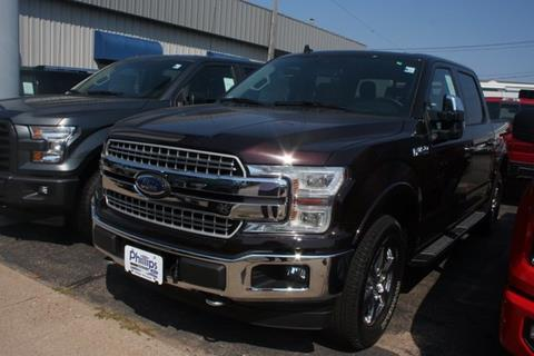 2018 Ford F-150 for sale in Phillips, WI