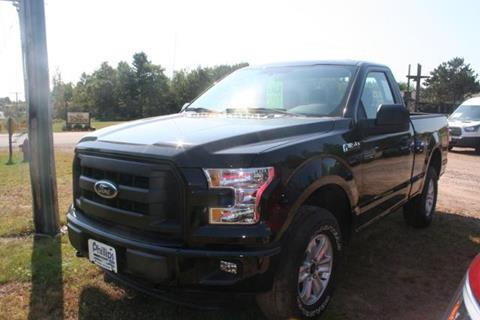 2016 Ford F-150 for sale in Phillips, WI