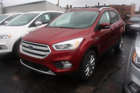 2018 Ford Escape for sale in Phillips, WI