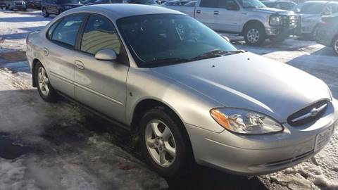 2001 Ford Taurus for sale in Phillips, WI