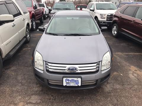2006 Ford Fusion for sale in Phillips, WI