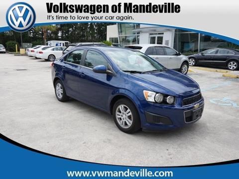 2014 Chevrolet Sonic for sale in Mandeville, LA
