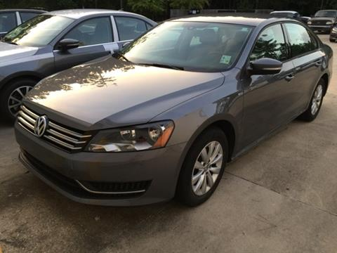 2015 Volkswagen Passat for sale in Mandeville, LA