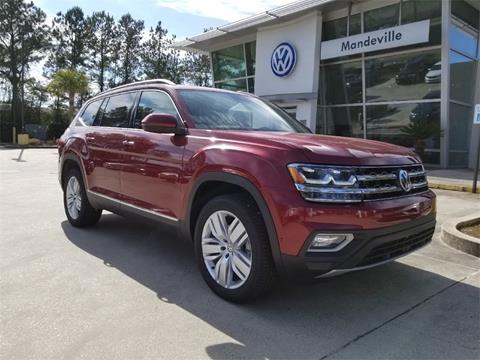2019 Volkswagen Atlas for sale in Mandeville, LA