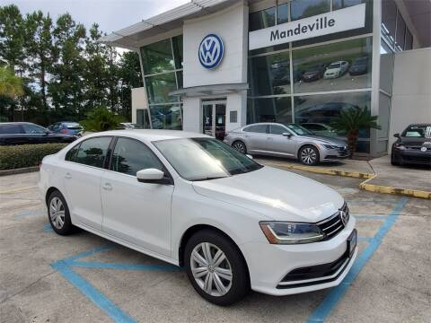 Vw Dealership Mn >> 2017 Volkswagen Jetta For Sale In Mandeville La