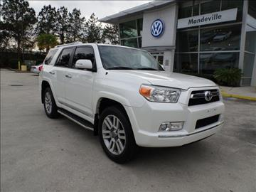 2011 Toyota 4Runner for sale in Mandeville, LA