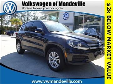 2014 Volkswagen Tiguan for sale in Mandeville, LA